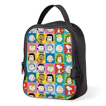 Peanuts lunch bag for back to school