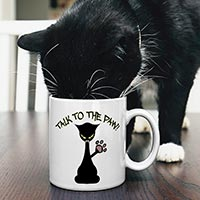 Custom Cafepress mugs are perfect for any animal lover in your life