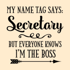 Top specially designed and printed funny gift ideas for the secretaries and administrative professionals in your life.