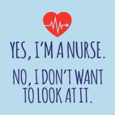 Best specially designed and printed funny gift ideas for the nurses in your life.