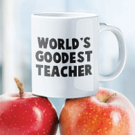 Teacher's deserve the best and our custom design and printed Teacher Appreciation totes are a great gift for your favorite teacher.