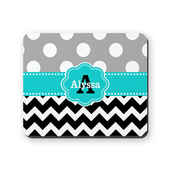 Monogrammed Mousepads