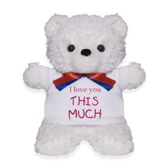 Shop custom teddy bears of love