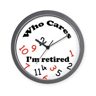 Custom printed retirement gift ideas for all ages. T-shirts, apparel, mugs, drinkware, home goods, car accessories, blankets, and more.