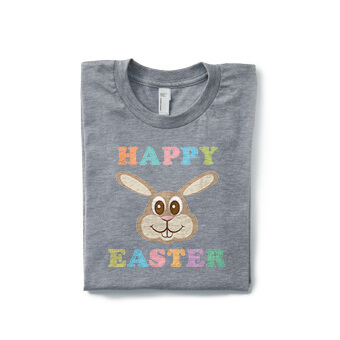 Colorful original Easter products to celebrate the start of Spring. T-shirts, apparel, mugs, drinkware, home goods, car accessories, blankets, and more.