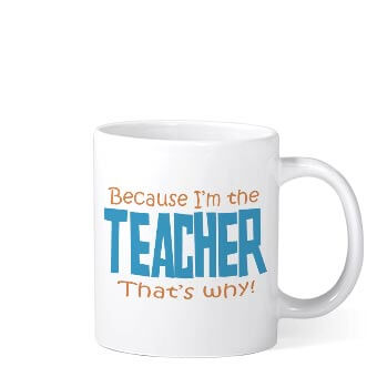 Hilarious teacher mugs for back to school