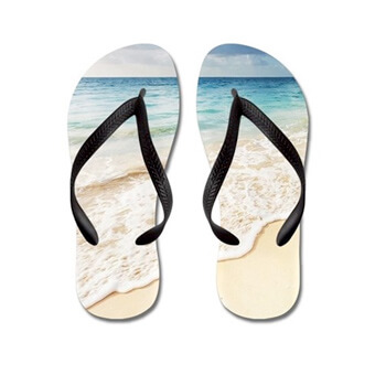 Flip Flops for Beach or Vacation