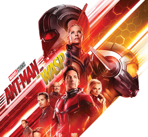 Ant Man & Wasp licensed partner of Cafepress