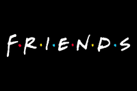 Official licensed Friends TV series custom designs.