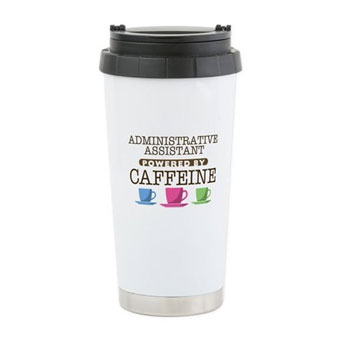 Show your administrative professional how much you care with CafePress' personal gifts, just for them.