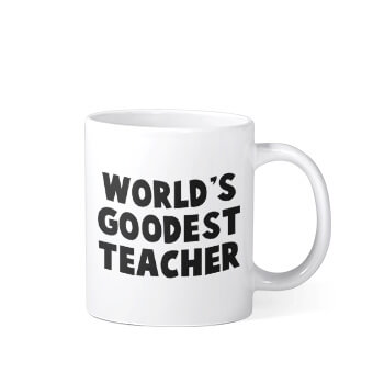 Back To School Mugs for Teacher