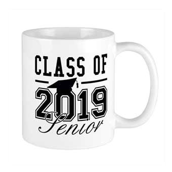 Personal graduation gift ideas for your 2019 graduate. Printed with the message or design of your choice to give them something to remember you by.