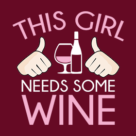 Custom, original, unique, funny wine design gifts on t-shirts, apparel, mugs, drinkware, home goods, buttons, signs, stickers and more
