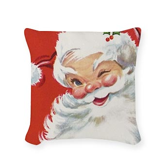 Great Christmas gift idea - custom designed personalized unique original custom printed pillows