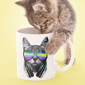 Gifts for the cat lovers, owners and enthusiasts in your life. T-shirts, apparel, mugs, drinkware, home goods, car accessories, bags, stationery and more.