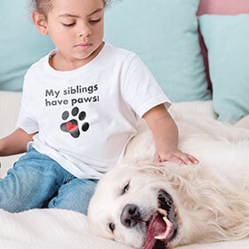 Gifts for the dog lovers, owners and enthusiasts in your life. T-shirts, apparel, mugs, drinkware, home goods, car accessories, bags, stationery and more.