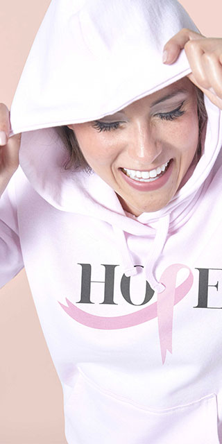 Breast Cancer Awareness, show your support, sweatshirts and hoodies