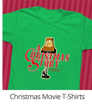 Christmas Movie T-Shirts