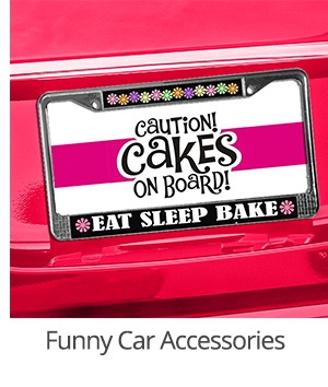 Funny Car Accessories