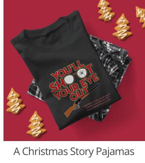 A Christmas Story Pajamas