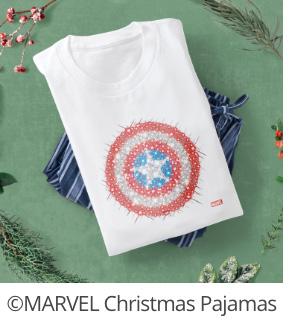 Marvel Christmas Pajamas