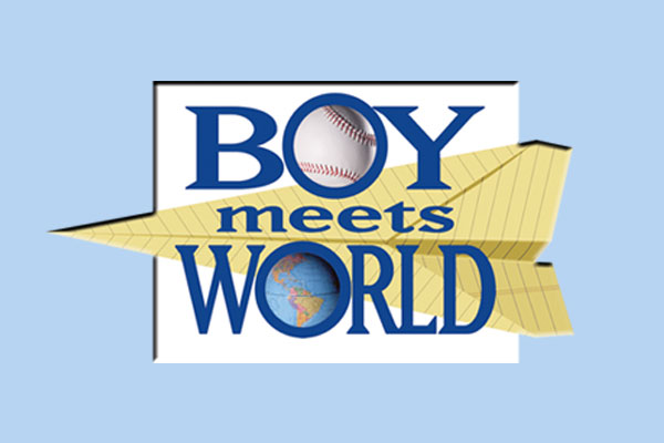 Boy Meets World TV Show Round Magnets