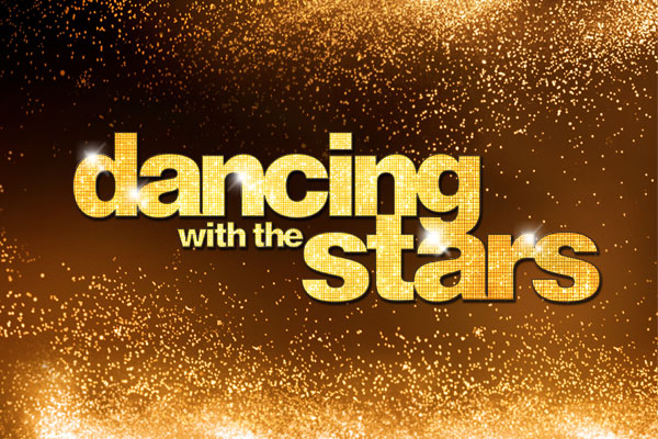 Dancing With The Stars TV Show Greeting Cards