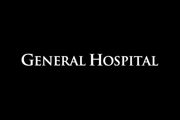 General Hospital TV Show Square Stickers
