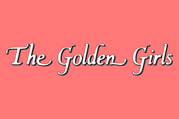 Golden Girls TV Show Women's Underwear & Panties