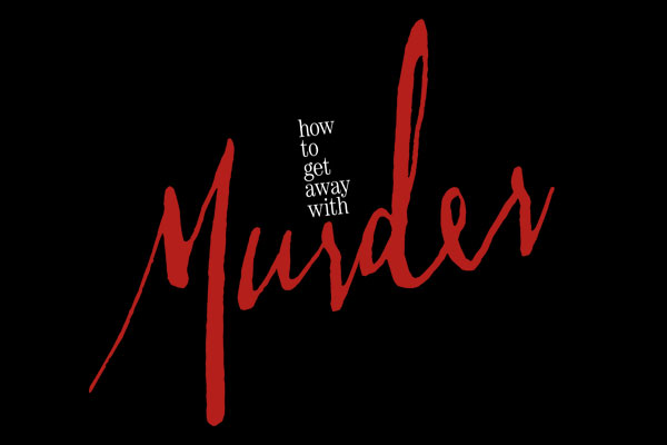 How to Get Away with Murder TV Show Maternity T-Shirts