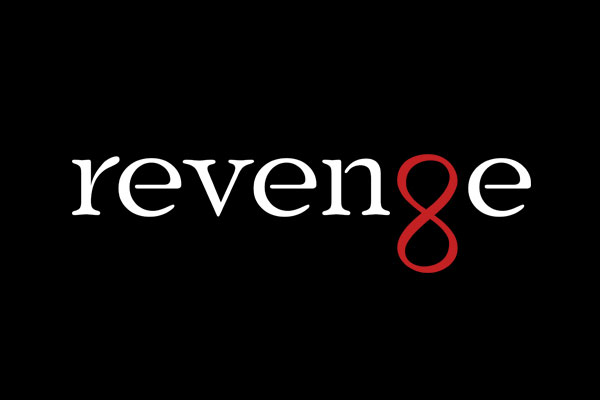 Revenge TV Show Square Stickers