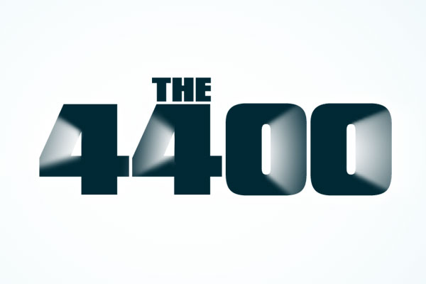 The 4400 TV Show Car Magnets