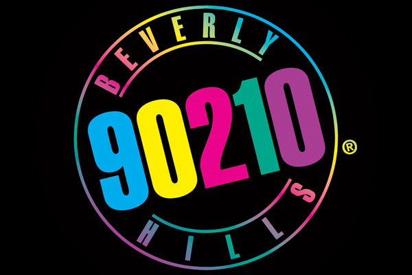 Beverly Hills 90210 TV Show Bumper Stickers