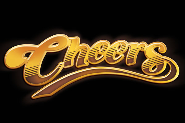 Cheers TV Show Wall Decals