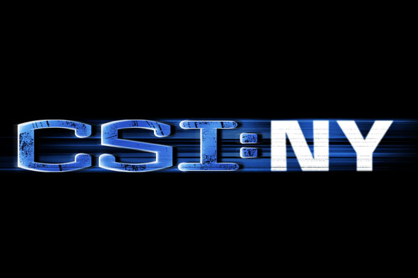 CSI: New York TV Show Men's Fitted T-Shirts