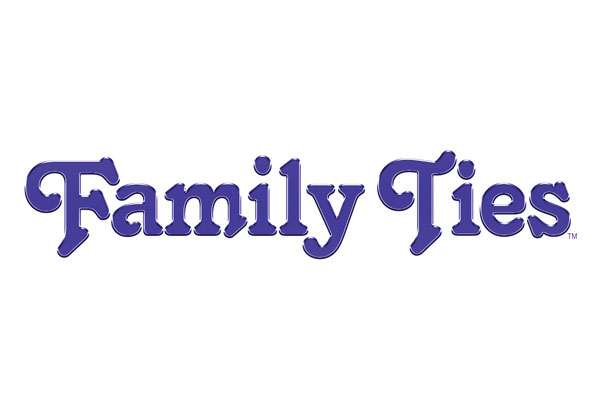 Family Ties TV Show Car Door Magnets