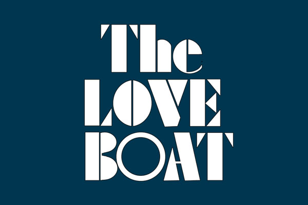 Love Boat TV Show Plus Size Scoop Neck Tees