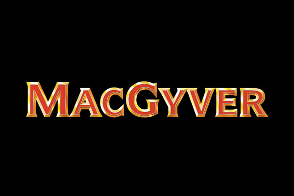 MacGyver TV Show Rectangle Hitch Covers