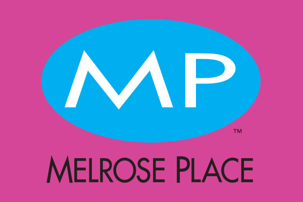 Melrose Place TV Show Car Magnets