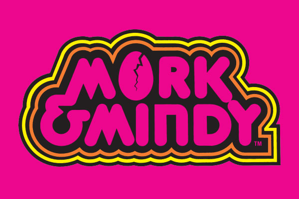 Mork & Mindy TV Show Clearance