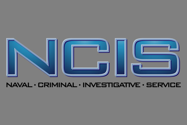 NCIS  TV Show Large Buttons