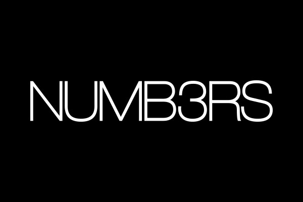 Numb3rs TV Show Stationery