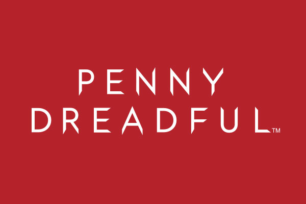 Penny Dreadful TV Show Rectangle Magnets