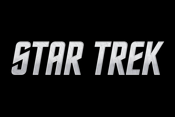 Star Trek TV Show Oval Stickers