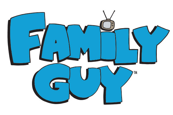 Family Guy TV Show Stickers
