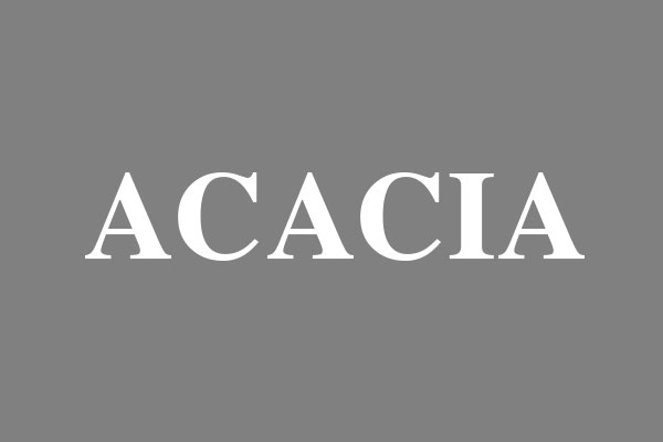Acacia Fraternity Cases & Covers