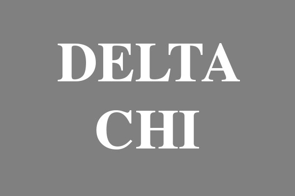 Delta Chi Fraternity Car Magnets