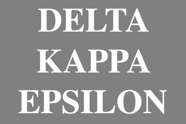 Delta Kappa Epsilon Fraternity Accessories
