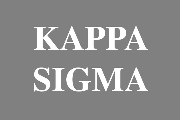 Kappa Sigma Fraternity Men's Comfort Color® T-Shirts