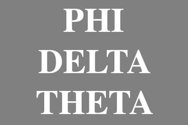 Phi Delta Theta Fraternity Kids Clothing & Accessories